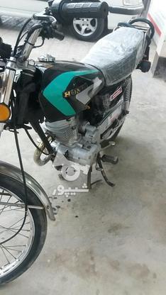 هندا.125.... در گروه خرید و فروش وسایل نقلیه در گلستان در شیپور-عکس1