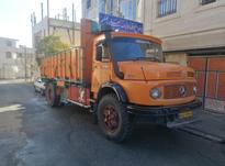 نیازمند راننده پایه یک تک بنز  در شیپور-عکس کوچک