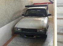 پیکان وانت دوگانه فابریک مدل 87 در شیپور-عکس کوچک