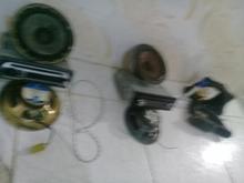 دو جفت پخش سی دی خور وه جفت باند در شیپور