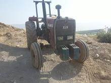 تراکتور 285 تک مدل 86 تازه تعمیرسند ومدارک تکمیل  در شیپور