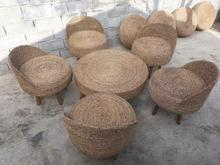 فروش پاف های حصیری در شیپور