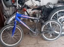 دوچرخه 20 سالم تمیز دنده ای در شیپور-عکس کوچک