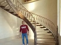 پله گرد،پله دوبلکس،پله معلق فولادوند متال در شیپور-عکس کوچک