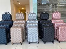 چمدان 4 تکه اسکایبرد وارداتی(کیف ساک چمدان کساء) در شیپور