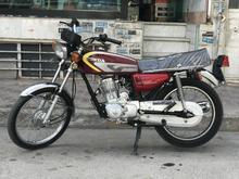 موتور سیکلت مدل 95 در شیپور