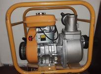 موتورپمپ آب روبین سه اینچ باسوخت بنزین آکبند  در شیپور-عکس کوچک