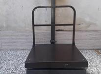 ترازو دیجیتال 400 کیلویی تاشو در شیپور-عکس کوچک