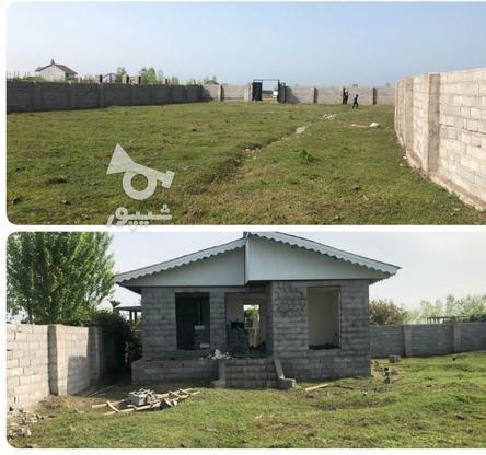 فروش زمین مسکونی 1434 متر در چاف و چمخاله در گروه خرید و فروش املاک در گیلان در شیپور-عکس1