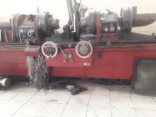 کارگر ماهر به میل لنگ تراش و ثابت تراش در شیپور