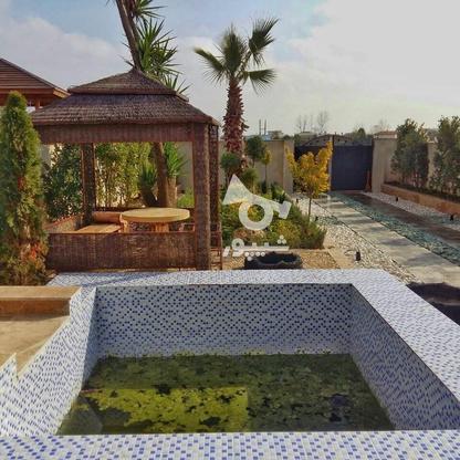 ویلا باغ 500 متر زمین همکف مدرن لاکچری زیر قیمت در گروه خرید و فروش املاک در مازندران در شیپور-عکس2