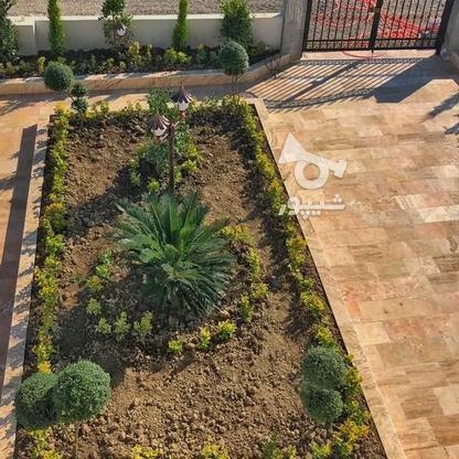 ویلا باغ پیلوت نما مدرن 350 متری شهرکی زیر قیمت در گروه خرید و فروش املاک در مازندران در شیپور-عکس3