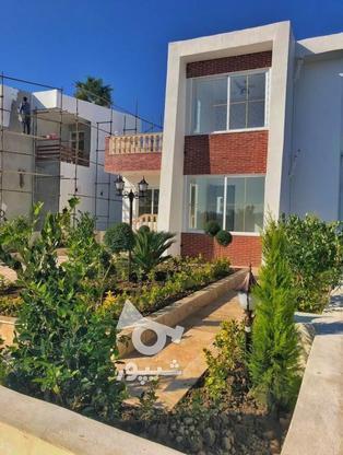 ویلا باغ پیلوت نما مدرن 350 متری شهرکی زیر قیمت در گروه خرید و فروش املاک در مازندران در شیپور-عکس2