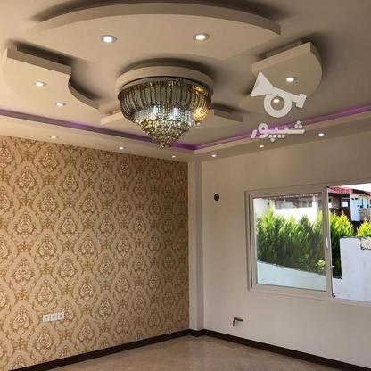 ویلا باغ پیلوت نما مدرن 350 متری شهرکی زیر قیمت در گروه خرید و فروش املاک در مازندران در شیپور-عکس7