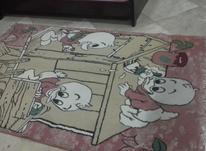 قالیچه ماشینی 4 متریمناسب اتاق بچه  فوری فروشی در شیپور-عکس کوچک
