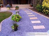 ایجاد فضای سبز،باغچه . در شیپور-عکس کوچک