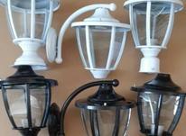 فروش چراغ دیواری جنس فلزی،برای باغ ،ویلا،خانه باغ در شیپور-عکس کوچک