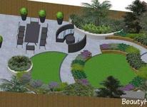 باغ با متراژ 1588 متر با سهمیه اب کشاورزی در رزکان نو در شیپور-عکس کوچک