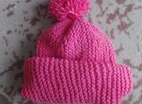 کلاه دست بافت تازه بافت  در شیپور-عکس کوچک