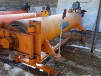 دستگاه قالیشویی ، آبگیر لوله فرش (سانتیفیوژ) در شیپور