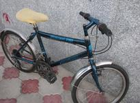 دوچرخه دنده دار نمره بیست با مارک شیر نشان در شیپور-عکس کوچک