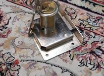 قفل همراه با کلید در شیپور-عکس کوچک