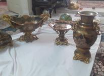 ظروف دکوری گلد کیش سرامیک چینی در شیپور-عکس کوچک