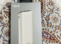 شارژر همراه هویت مدل H543QC  ظرفیت 10000 میلی آمپر ساعت در شیپور-عکس کوچک