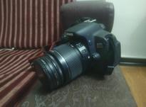 دوربین کنون 650D با لنز 18×55 در شیپور-عکس کوچک
