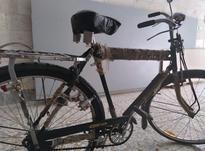 دوچرخه قدیمی  در شیپور-عکس کوچک