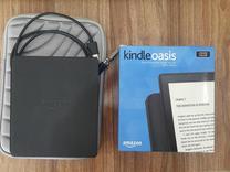 کتابخوان آمازون مدل Kindle Oasis WiFi - ظرفیت 4 گیگابایت در شیپور