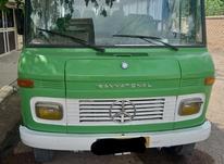 مینی بوس بنز در شیپور-عکس کوچک