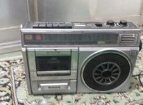 رادیو ضبط قدیمی انتیک در شیپور-عکس کوچک