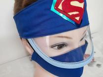 ماسک شیلددار مدل سوپرمن در شیپور