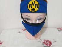 ماسک شیلددار ورزشی در شیپور