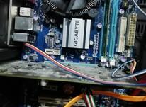 مادربرد DDR3 گیگابایت با پردازنده E5500 2.80 در شیپور-عکس کوچک