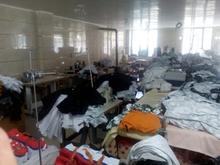 استخدام چرخکار ماهر خانم جهت همکاری در کارگاه تولیدی پوشاک در شیپور
