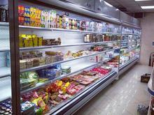 یخچال و فریزر پرده هوا فروشگاهی و درب دار مارکتی و ویترینی در شیپور