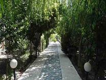 باغ  مدرن با اندکی سرمایه و سندتکبرگ در شیپور
