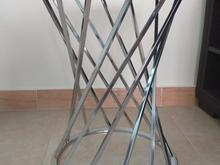 میز عسلی پایه فلزی  در شیپور