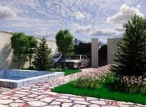 فروش زمین کشاورزی 187 متر در بهارستان در شیپور-عکس کوچک