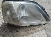 یک جفت چراغ جلو ال90 در شیپور-عکس کوچک