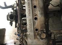 موتور کامل پیکاپ و رونیز در شیپور-عکس کوچک