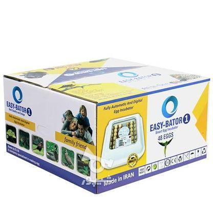 دستگاه جوجه کشی مدل ایزی باتور 1 - ظرفیت 48 عددی در گروه خرید و فروش صنعتی، اداری و تجاری در تهران در شیپور-عکس6