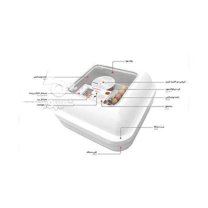 دستگاه جوجه کشی مدل ایزی باتور 1 - ظرفیت 48 عددی در گروه خرید و فروش صنعتی، اداری و تجاری در تهران در شیپور-عکس2