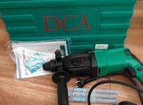 بتن کن سه کاره دی سی ای دریل سه کاره DCA در شیپور-عکس کوچک