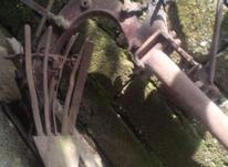 گاو آهن موتور تیلی  در شیپور-عکس کوچک