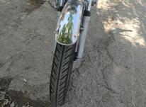 ساوین رینگ اسپرت150سی سی همه جاش فابریک درحدخشک در شیپور-عکس کوچک