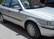 سمند معمولی مدل 85 نقره ای در شیپور-عکس کوچک