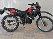 موتور سیکلت نامی 200(تقویت 250) استارتی در شیپور-عکس کوچک